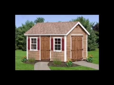 custom sheds for much needed storage in new jersey