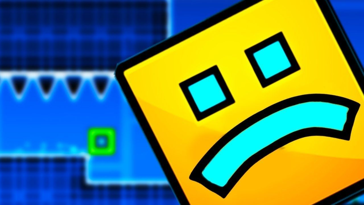 Geometry dash ep1 lets playnew game youtube