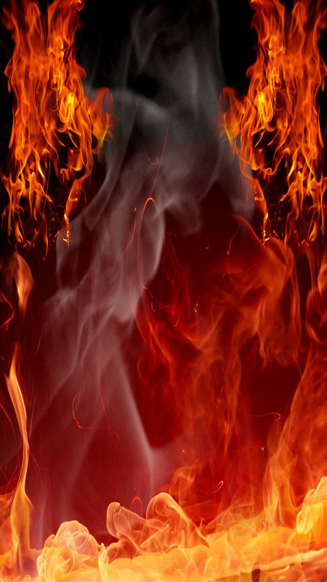 Blaze Flame Fire Burn Background