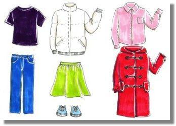 Alles über Bekleidung