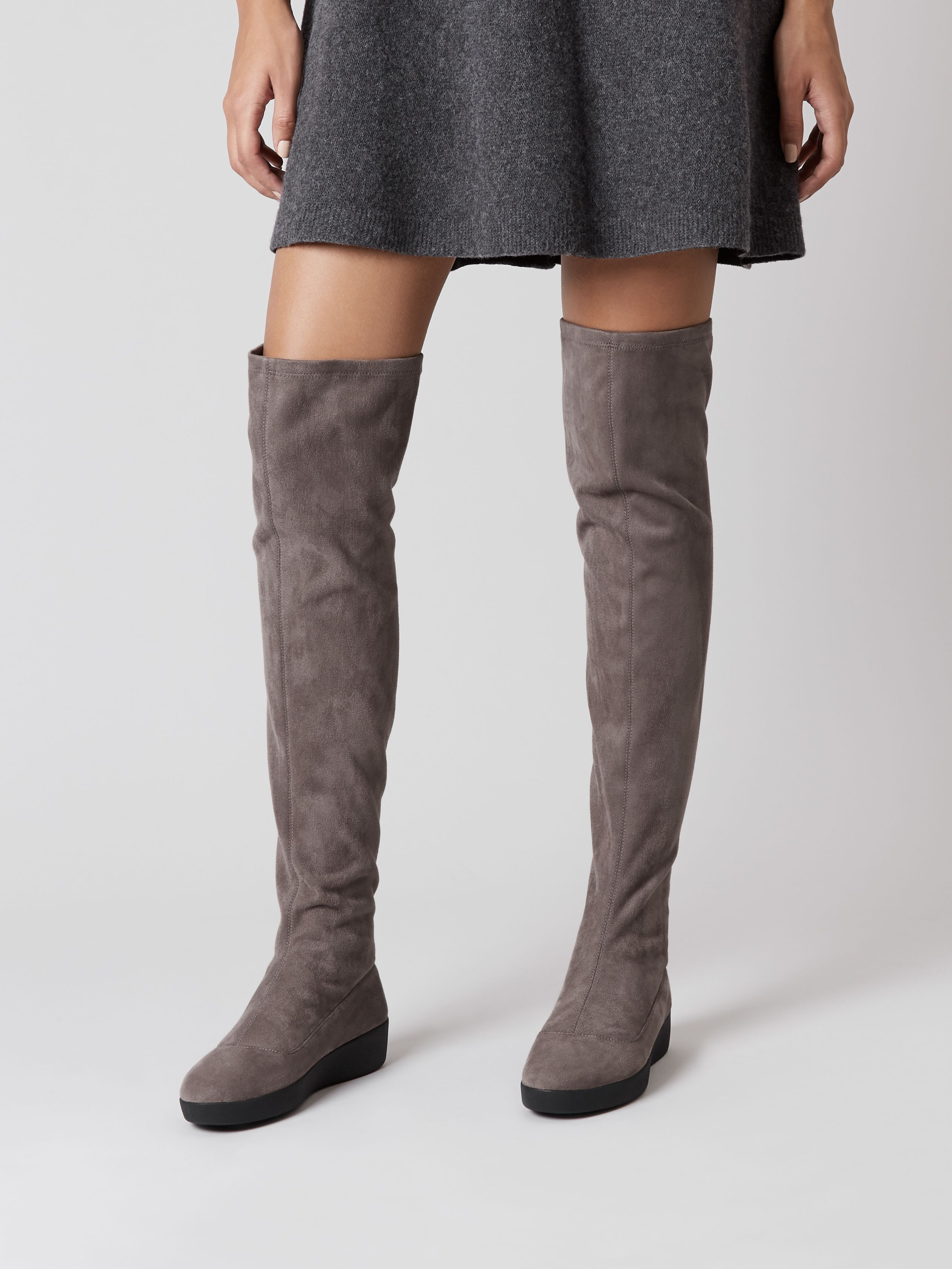 Boots Alice Over The Knee Sock Boots Boots Womens Boots Uk Womens Boots
