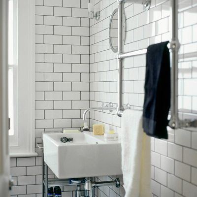 All About Ceramic Subway Tile Bathrooms White Subway Tile