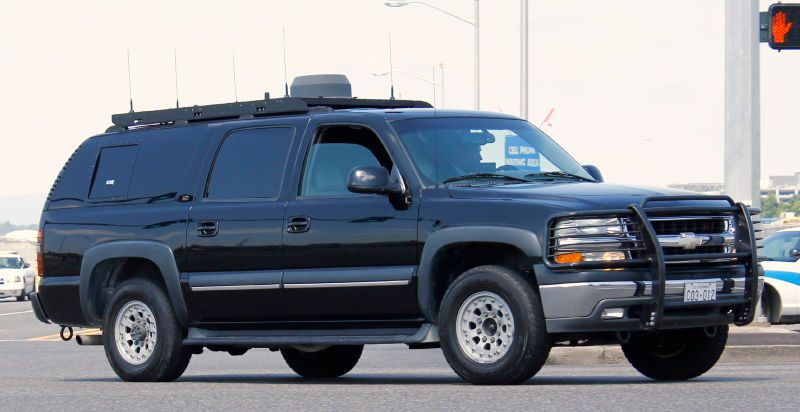 The Fascinating Anatomy Of The Presidential Motorcade Tactical