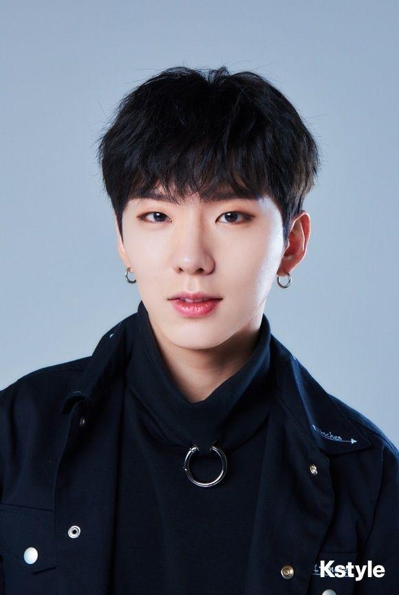 Monsta X Kihyun for Kstyle