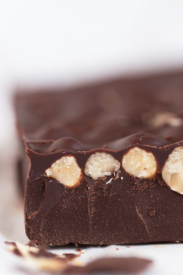 Vegan Chocolate Turron