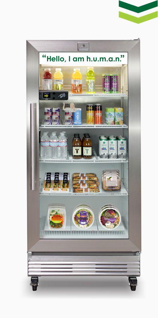 Vending Machine: AutoPod - H.U.M.A.N. Healthy Vending