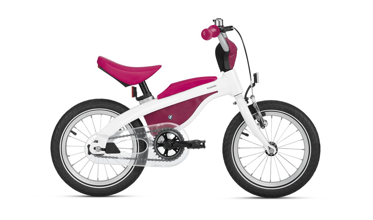 Bmw Kidsbike Doppelt Gut Unterwegs Laufrad Und Fahrrad In Einem