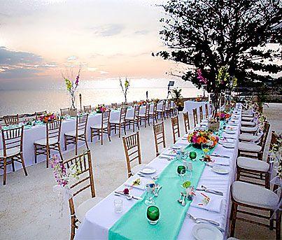 Moon Dance Cliffs Jamaica Weddings
