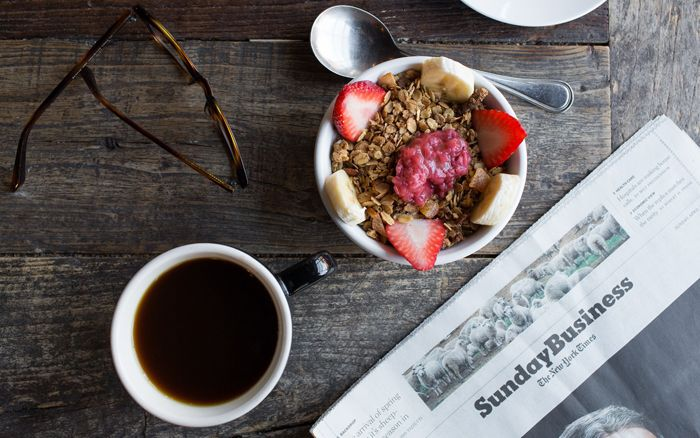 April and May: best coffee shops NY