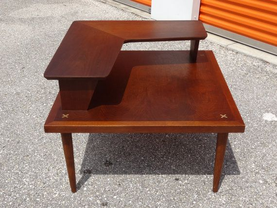 On Hold Vandy On Sale RARE Mid Century Modern American Of - Mid century modern corner table