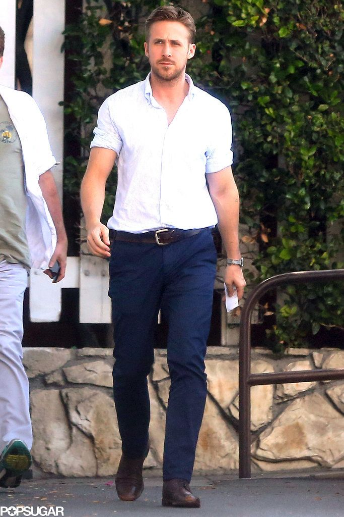 Ryan Gosling Has Irresistible Swagger Without Even Trying Ryan Gosling Ryan Gosling Style Fashion