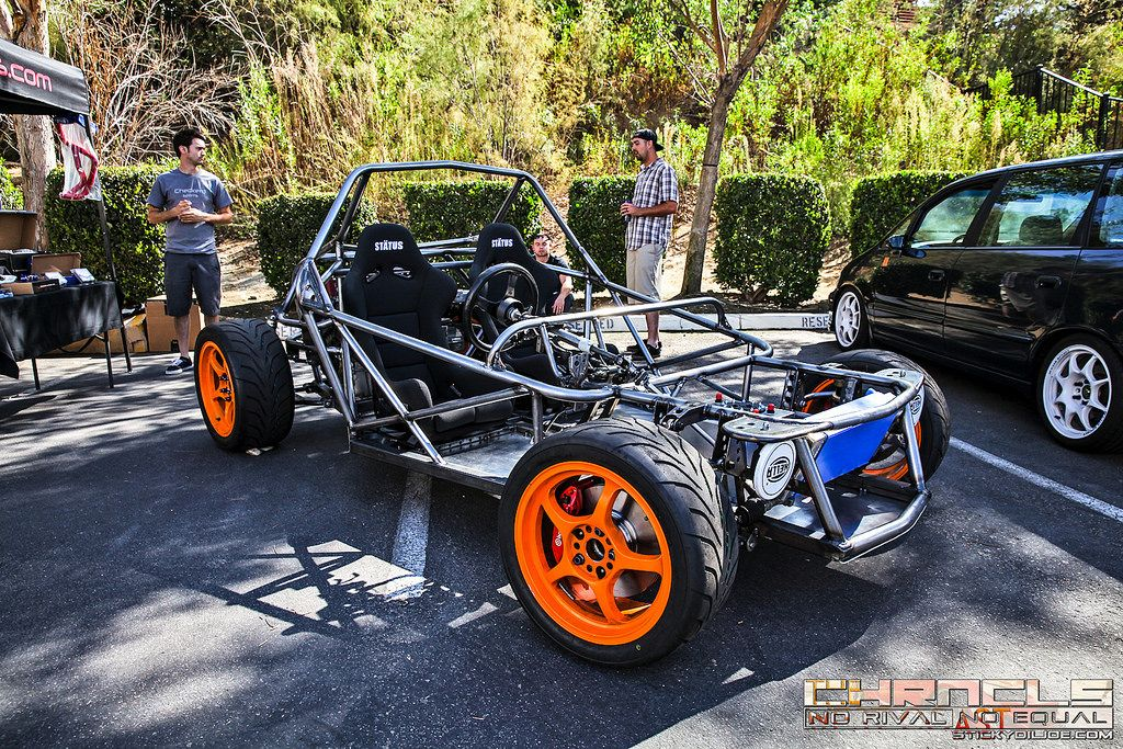 Custom+Tube+Chassis+Car | The Slayer! Custom Built Tube Chassis Car