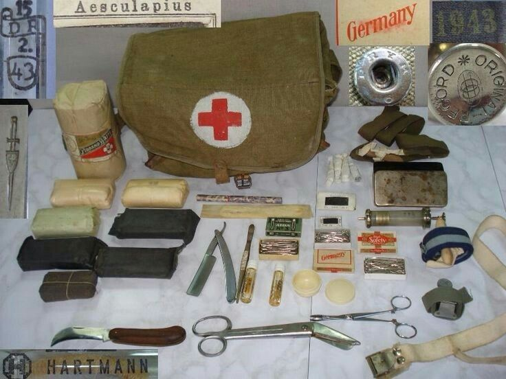 Antique World War II   Miscellaneous Price Guide