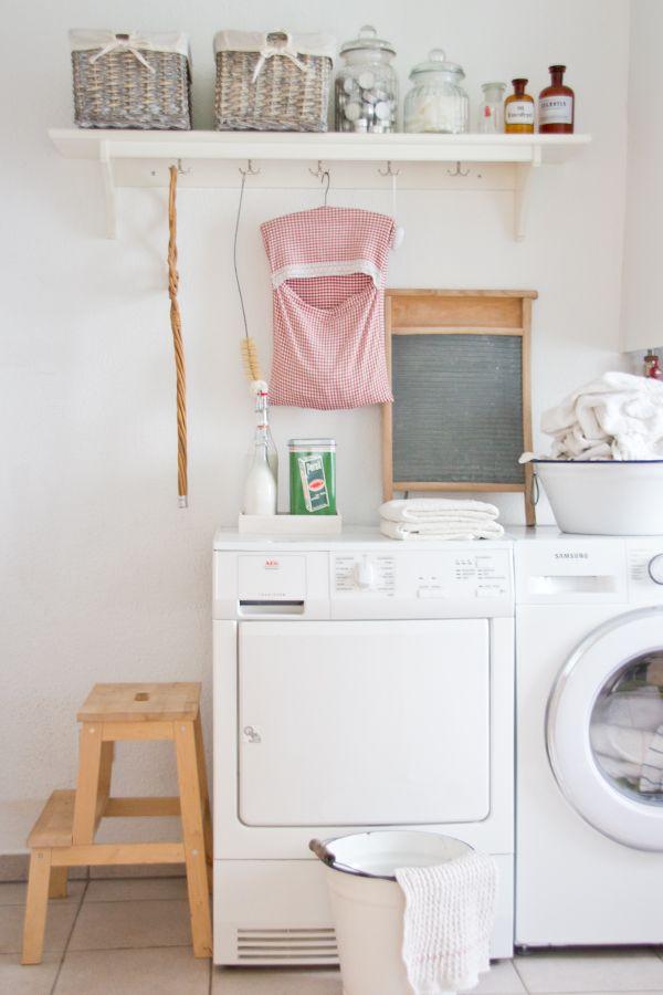 Charmant Living: Laundry Room