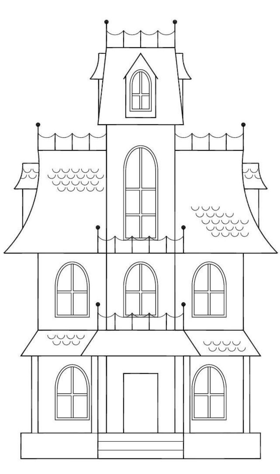 Here is a sketch of a house I want to... House template