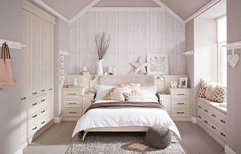 Dressing pour petite chambre -idées fonctionnelles modernes | Deco ...