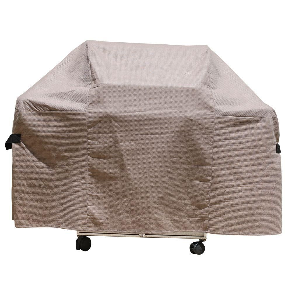 Duck Covers Elite 67 In W Bbq Grill Cover Cuccino