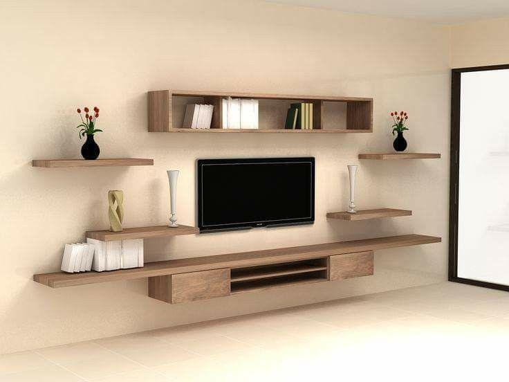 Pin By Karen Aletzi On Storage Organization D I Y Decor Idea Design Living Room Tv Wall Tv Wall Decor Wall Mounted Tv Cabinet