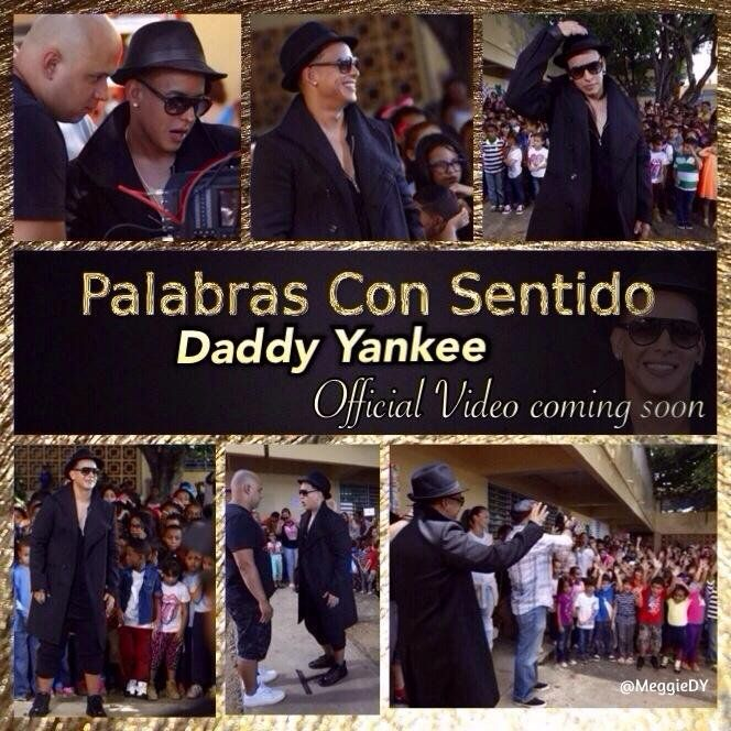 MeggieDY : #PALABRASCONSENTIDO official video coming soon �� @daddy_yankee http://t.co/J0VwPEdVnU | Twicsy - Twitter Picture Discovery