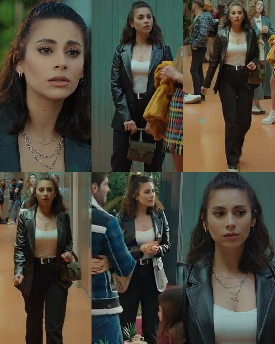 Zeynep 7 Episode Sol Yanim In 2021 Tv Show Outfits Outfits Style