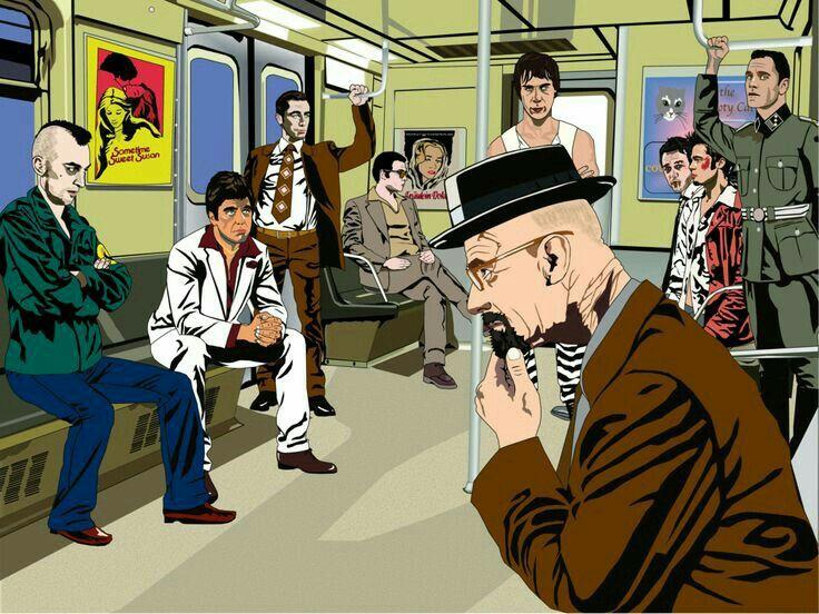 Heisenberg - Tyler - wild bill...