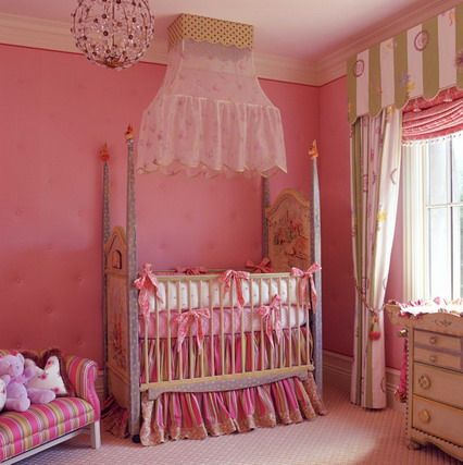 Pink Themes Decorating Ideas And Barbie Bedding Sets In Modern Boys And Girls Baby Bedroom Furniture