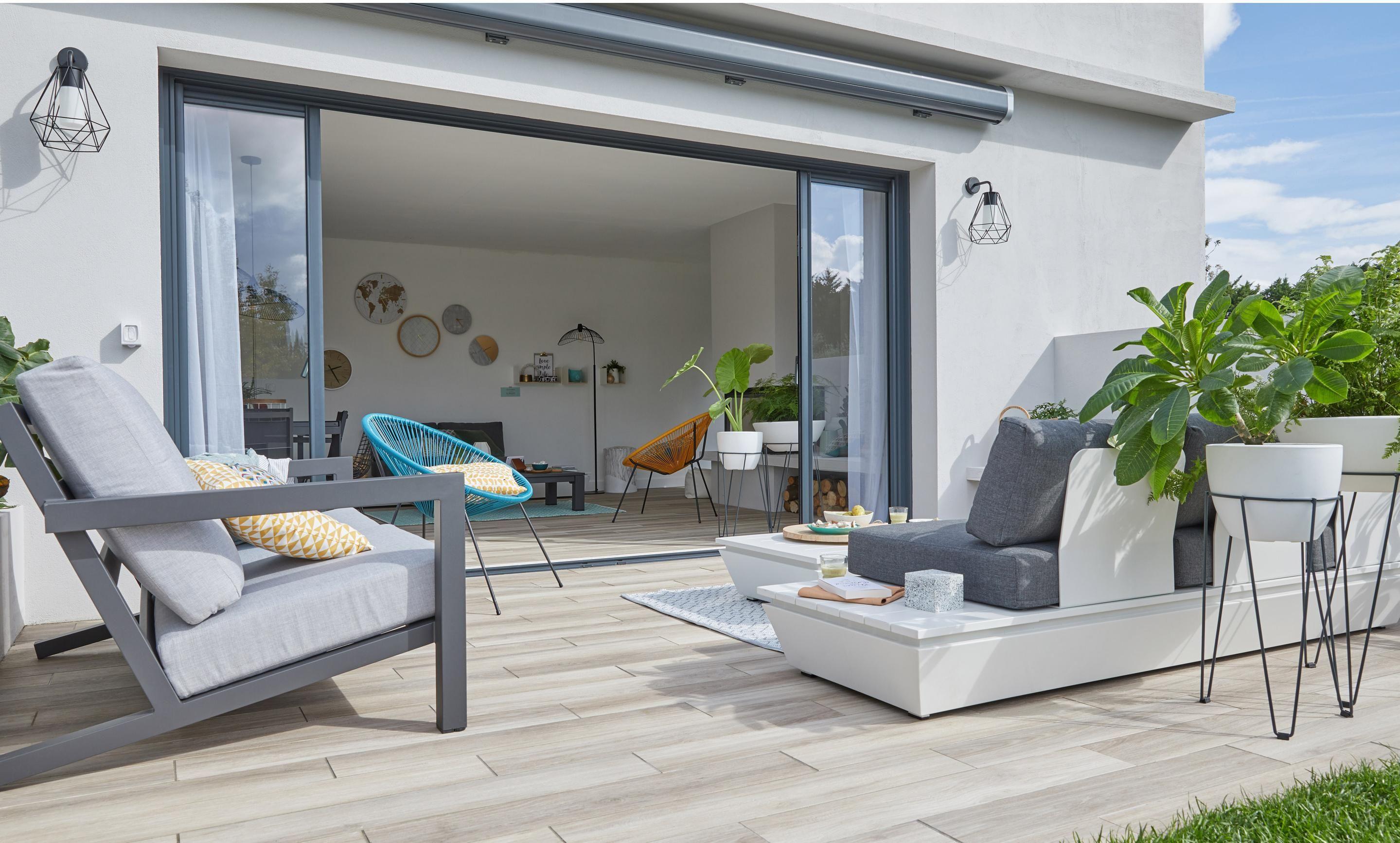 Salon bas de jardin Keros , 4 personnes | Products en 2019 ...
