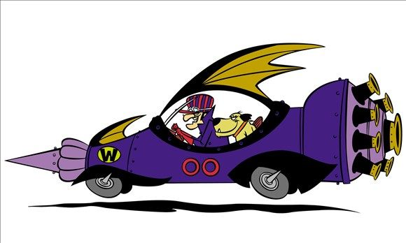 Wacky races sigla iniziale penelope cartoon gifs cartoon tv