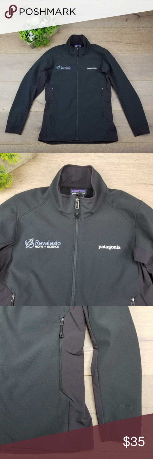 Patagonia Light Jacket Womens Small In excellent condition