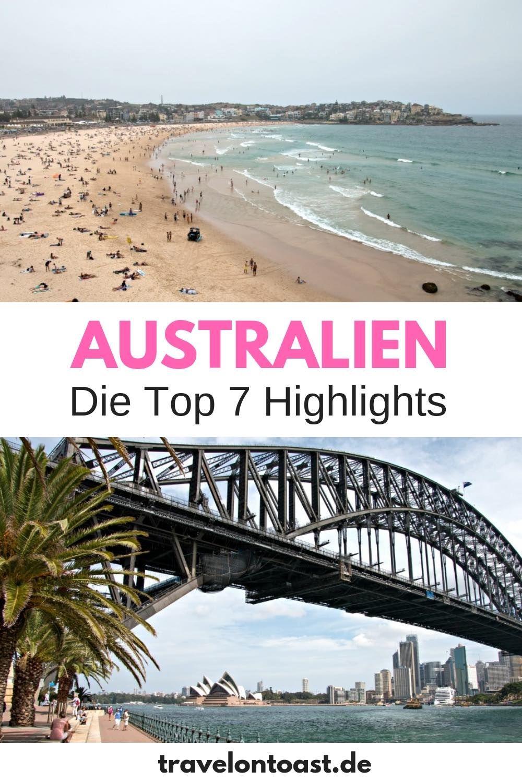Australien Ostkuste 7 Highlights Von Melbourne Uber Sydney Bis Cairns Travel On Toast Australien Reise Australien Australien Urlaub