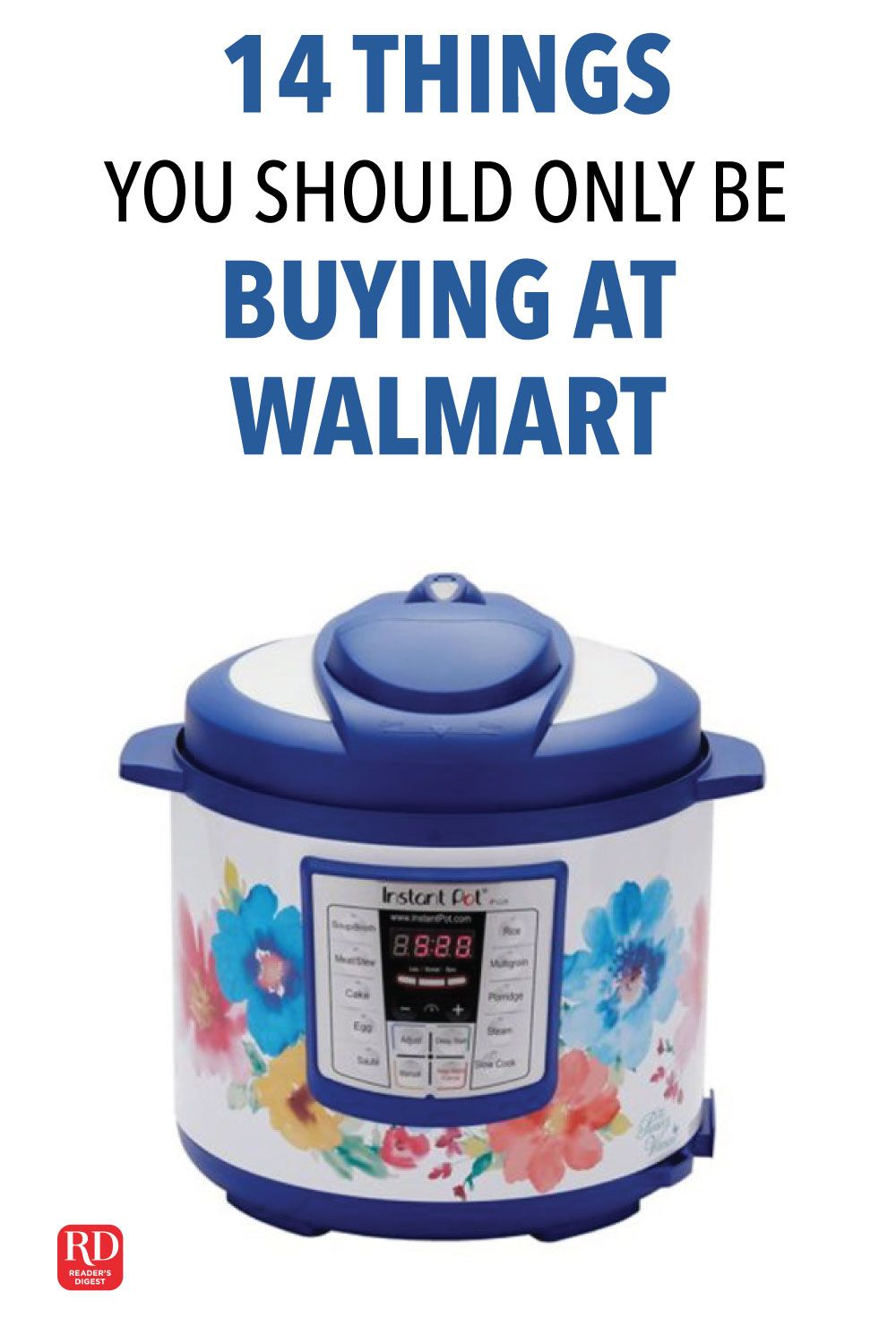 14 Things You Should Only Be Buying At Walmart Everyday Essentials Products Stuff To Buy Walmart