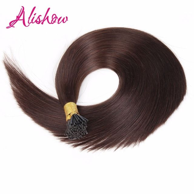 Deal Today 6766 Buy Alishow Pre Bonded Hair Extensions Remy Hair