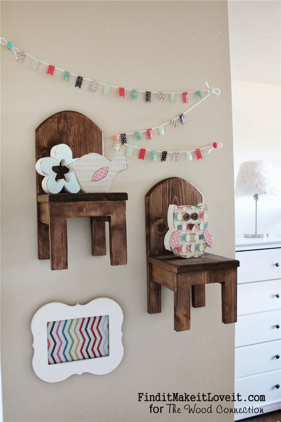 Doll Chair Shelves Wood Connection Giveaway Using Childrens