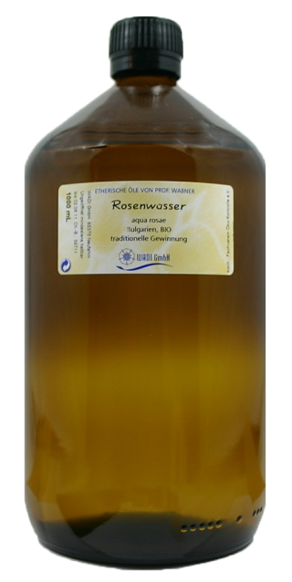 the best rose hydrolat available in Germany (without added alcohol)  |||| Eliane Zimmermann Schule für Aromatherapie