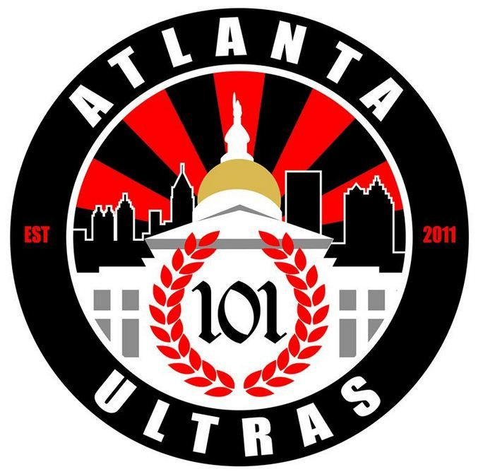 Atlanta Ultras  Atlanta Silverbacks FC  NASL Supporter Group - Custom car magnets atlanta