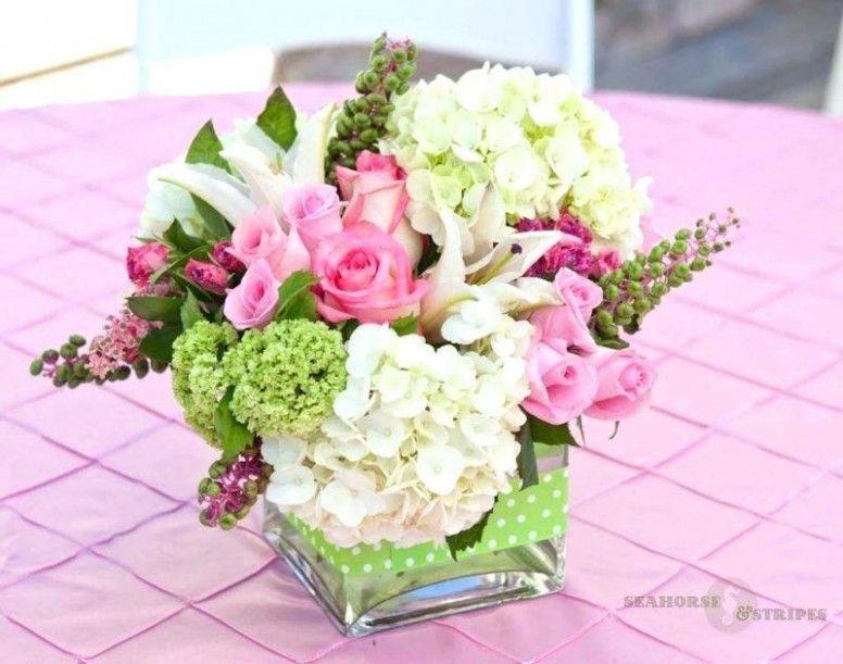Short Flower Arrangements Short Square Vase Flower Arrangements Short Flower Bouque Pink Flower Arrangements Small Flower Arrangements Flower Vase Arrangements