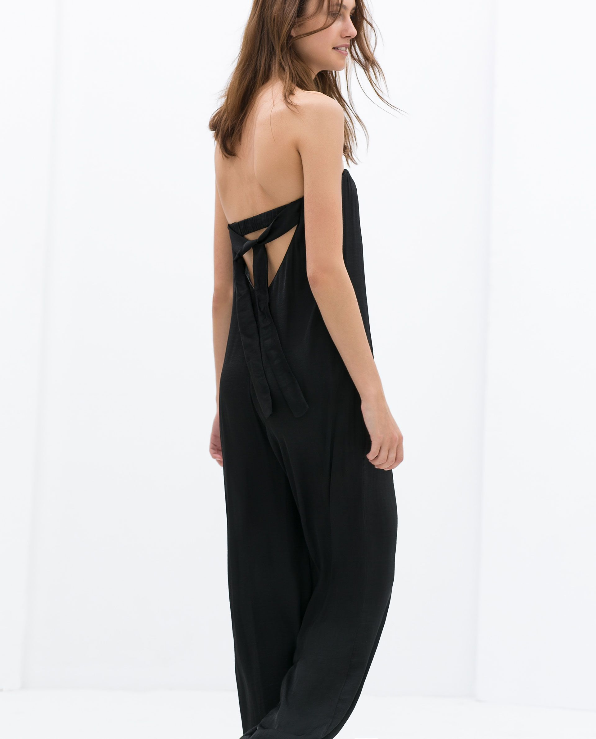 COMBINAISON LONGUE de Zara 2014