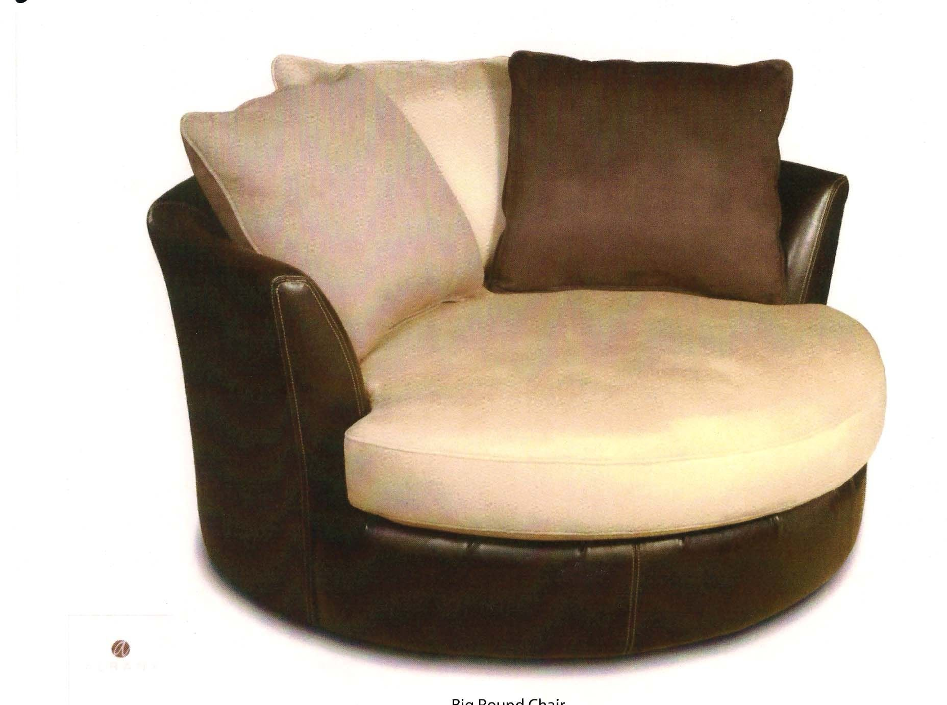 Exceptionnel Big Round Lounge Chairs