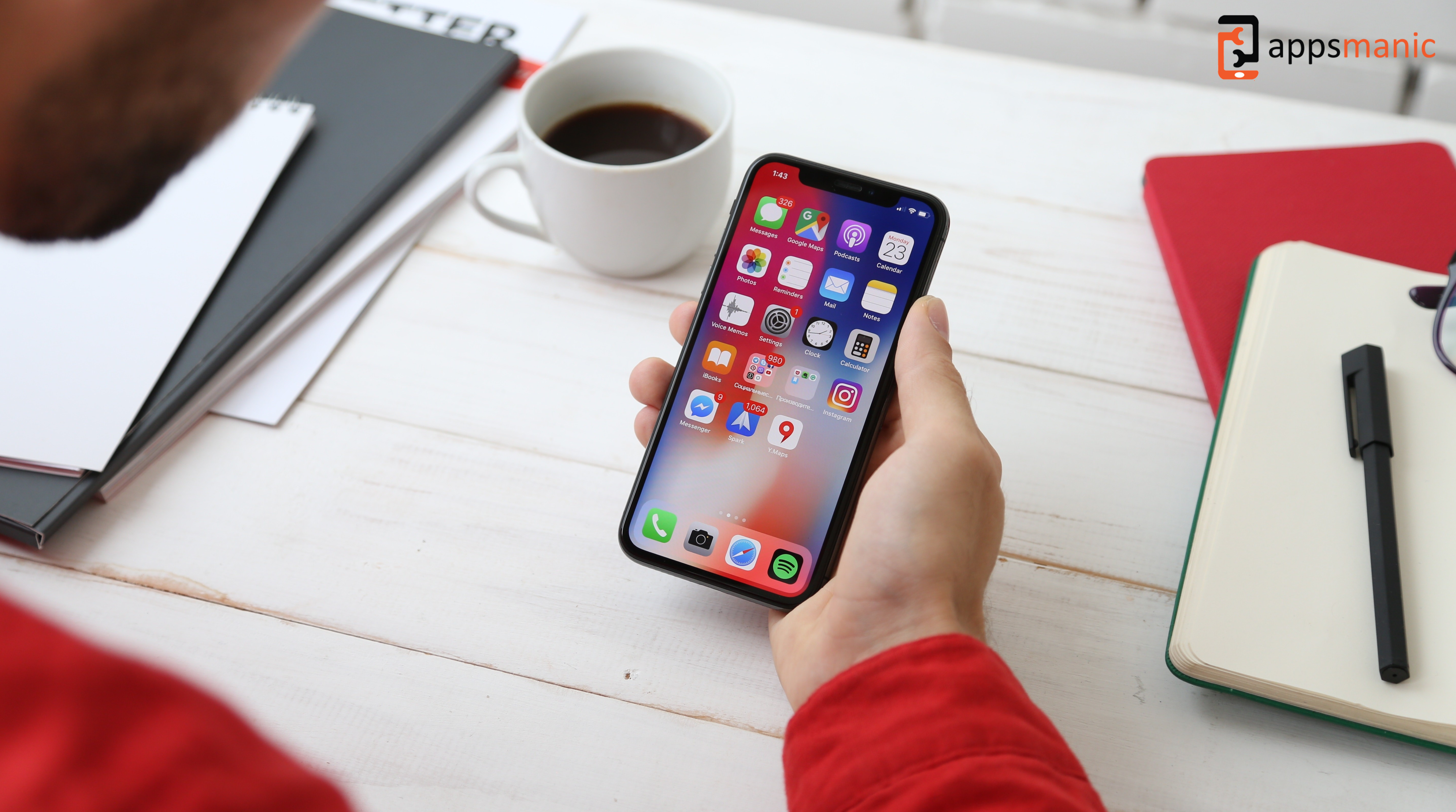application development in the ios environment