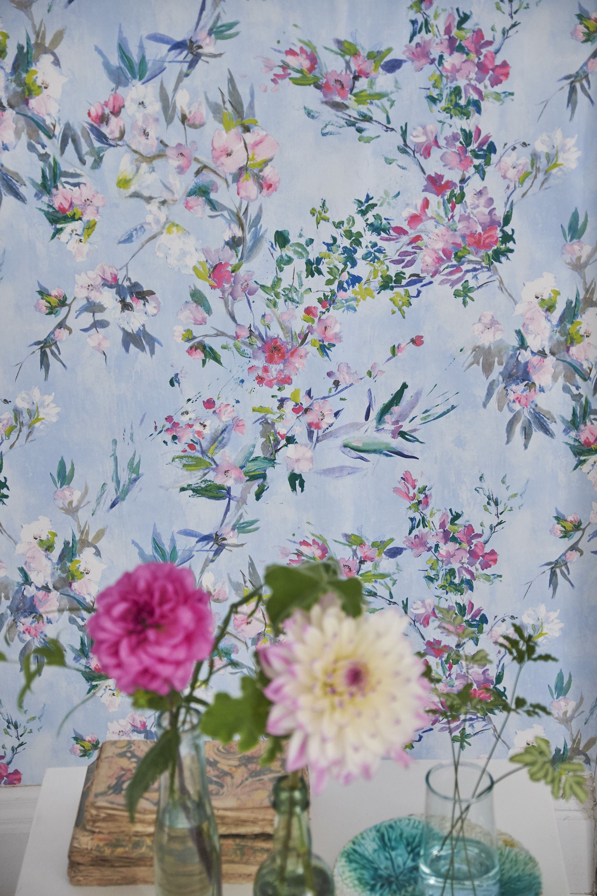 Designers Guild Spring / Summer 2017 Collection Blue