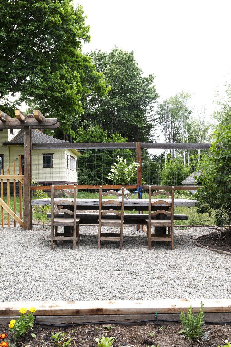 Our Farmhouse Garden and Outdoor Living Space | Outdoor ... on Farmhouse Outdoor Living Space id=52117