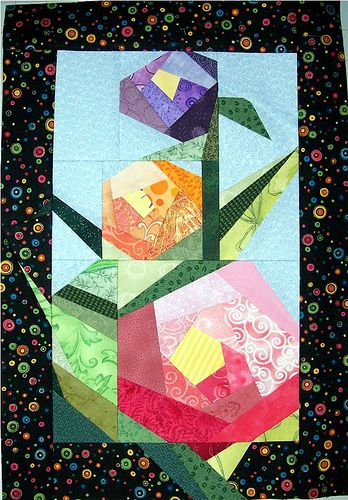 Free Foundation Paper Piecing Patterns | freezer paper piecing ... : foundation paper piecing quilts - Adamdwight.com
