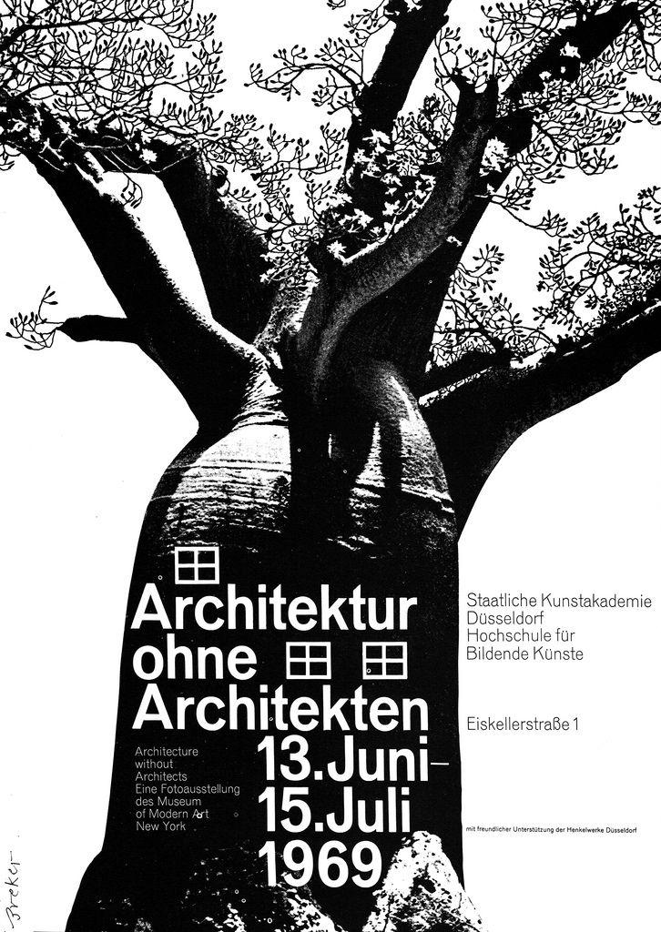 Breker (Walter, DE) 1969 Architektur ohne Architekten ...