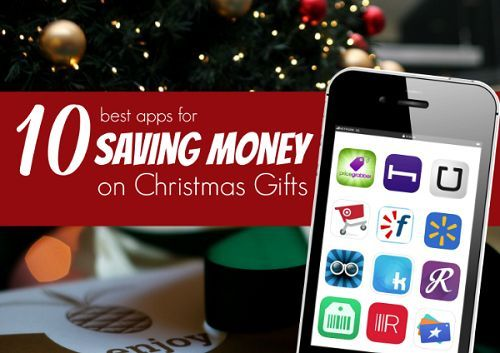 Best Shopping Apps for Saving Money on Christmas. One