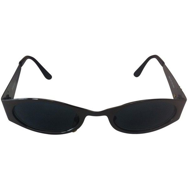 Pre-owned Sunglasses (785 BRL) ❤ liked on Polyvore featuring accessories,  eyewear 6d5c980f12