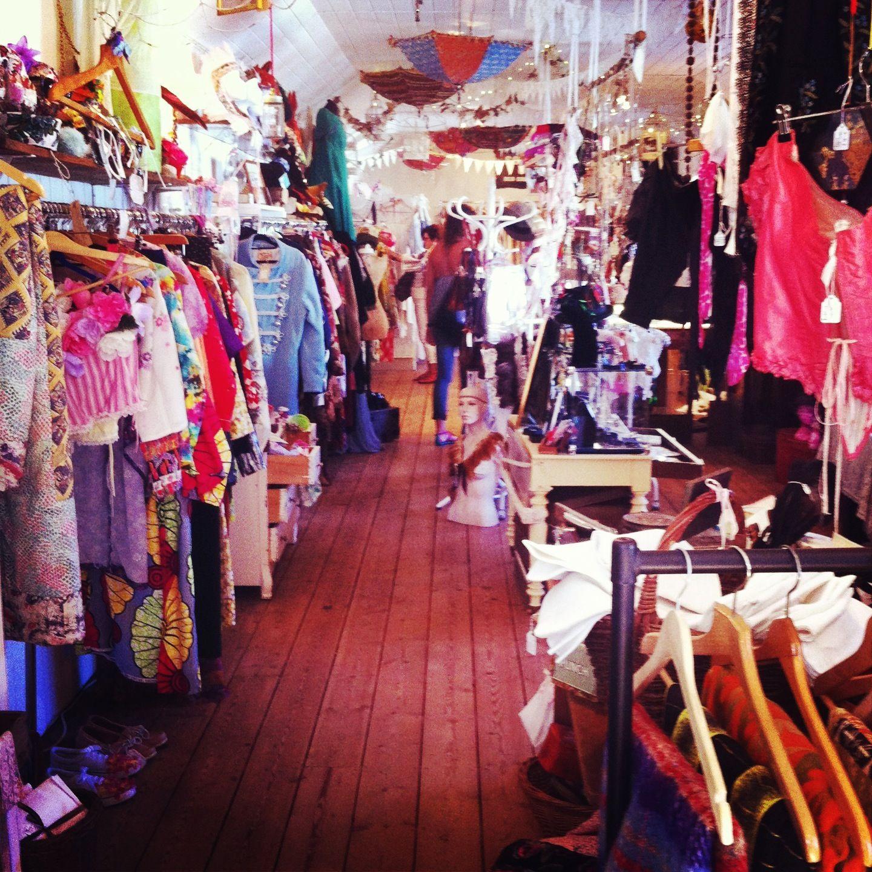 Snoopers Attic Brighton Vintage Shop Display Vintage Store Visual Merchandising Displays
