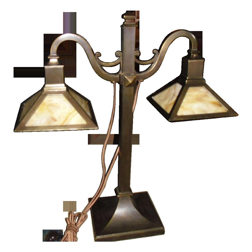 Double shade desk lamp imanage pinterest desk