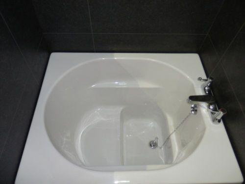 Pegasus full immersion bathtub and