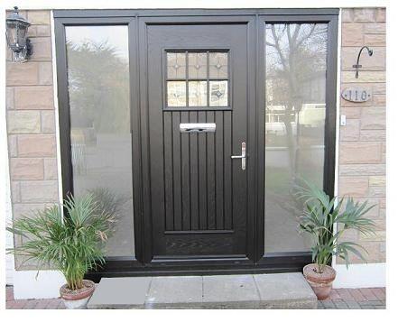 Composite Door Systems Contemporary Front Doors External Front Doors Dream House Exterior