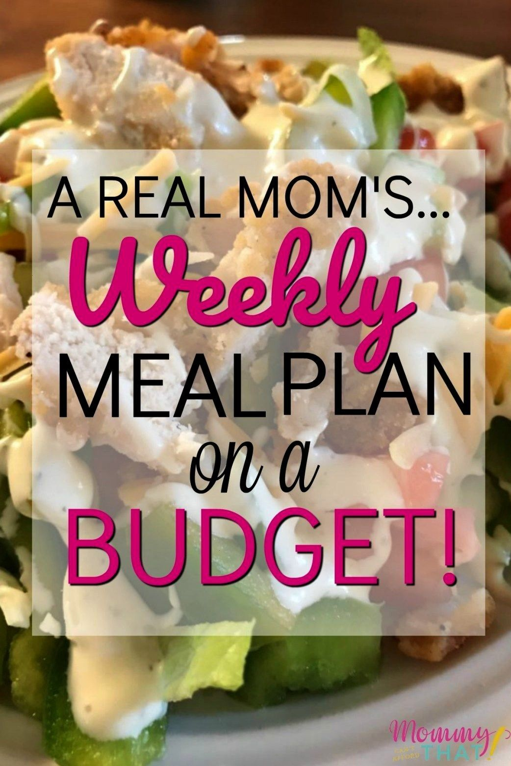 Weekly Meal Plan For Family Of 5  Mommy Cant Afford That  100 Weekly Meal Plan For Family Of 5  Mommy Cant Afford That   If you love traditional American potato salad you...